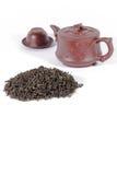 låter vara teateapoten Royaltyfri Bild