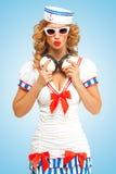 Lèvres de canard Photographie stock libre de droits