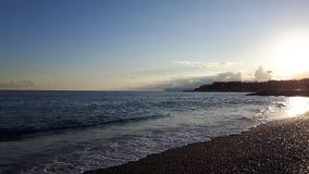 Légende étonnante de la plage Images stock