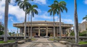 Législature d'État d'Hawaï photo libre de droits