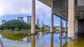 Législature d'État d'Hawaï photographie stock libre de droits