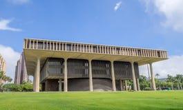Législature d'État d'Hawaï photo stock