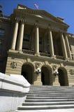 Législature d'Alberta, Edmonton photographie stock libre de droits