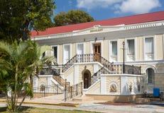 Législature des USA Îles Vierges photographie stock libre de droits