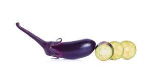Légume d'aubergine ou d'aubergine Images stock