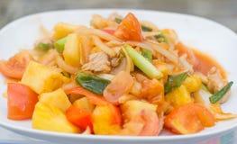 Légume de mélange prêt à cuisiner Image stock