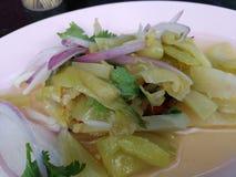 Légume de salade Image libre de droits