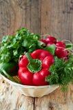 Légume frais Photographie stock libre de droits