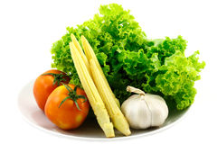 Légume frais mélangé Image libre de droits