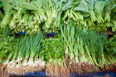 Légume sur le marché Photos stock