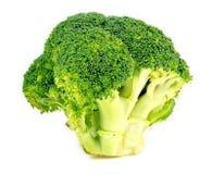 Légume vert vibrant de brocoli photo stock