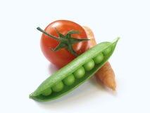 Légumes 1 Photo libre de droits