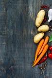 légumes Photos libres de droits