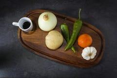 Légumes aléatoires Photographie stock libre de droits