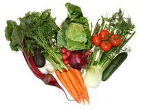 Légumes assortis Photos stock