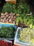 Légumes chinois photographie stock libre de droits