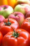 Légumes colorés Photos libres de droits