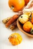 Légumes colorés d'automne Photos libres de droits