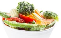 Légumes congelés. Image stock