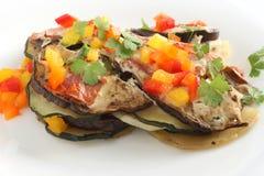 Légumes cuits au four Photo libre de droits
