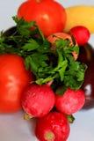 Légumes d'été Photographie stock libre de droits