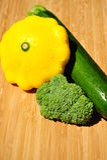 Légumes d'été Photo stock