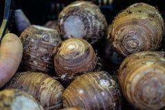 Légumes dans un supermarché vietnamien images stock