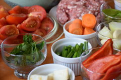 Légumes de Colorfull Photographie stock