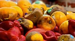 Légumes de décomposition Images stock