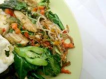 Légumes de fines herbes frits Photos libres de droits
