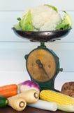 Légumes de l'hiver photo libre de droits