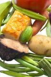 Légumes de mélange Image libre de droits