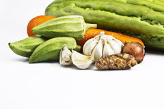 Légumes de mélange photo libre de droits