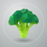 Légumes de vecteur Photo libre de droits