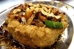 Légumes en igname de chine Photographie stock