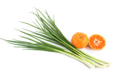 Légumes et fruits. Photos libres de droits