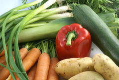 Légumes frais. Photos stock