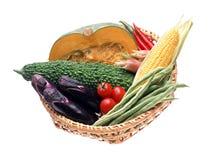Légumes frais Photographie stock