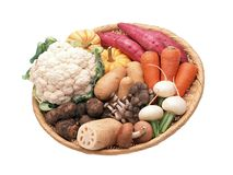 Légumes frais Images stock