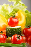 Légumes frais. Images libres de droits