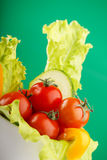 Légumes frais Photographie stock libre de droits