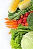 Légumes frais d'isolement photo libre de droits