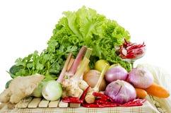Légumes frais de mélange photo libre de droits