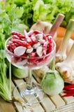 Légumes frais de mélange photos stock