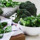 Légumes frais organiques Photo stock