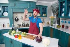Légumes frais pour la nutrition de santé Correct avant le début faisant cuire le dîner frais photographie stock libre de droits