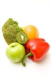 légumes fruits Photos libres de droits