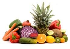 légumes fruits Photographie stock