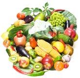 légumes fruits frais Photos stock