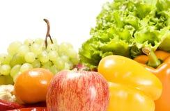légumes fruits frais Photographie stock libre de droits